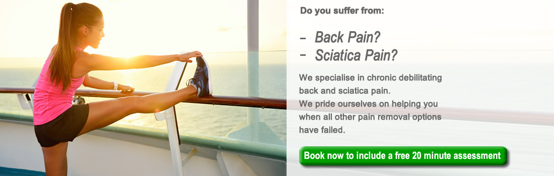 Back Solutions back massage and injury treatment specialists Richmond Victoria