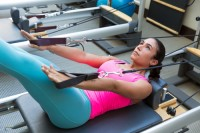 Pilates and back pain.