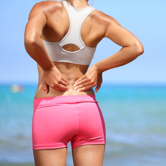 Lower back pain massage in Melbourne